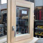 ventanas de madera y cristal