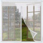 ventana abatible con mosquitero