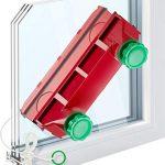 ventana de triple cristal