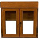 ventanas de madera 2x2
