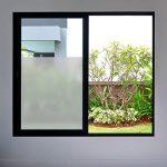 ventana fija translucida
