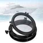 ventana ojo de buey barco