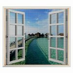 ventanas de madera 1.50 x 1.50